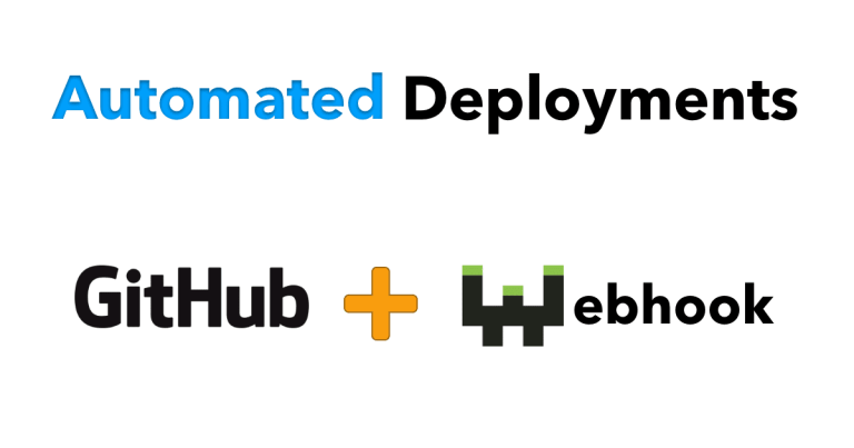 Set up Automated Deployments From Github With Webhook