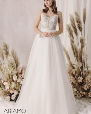 ace, tulle, crepe, satin, belt, plus size, Maxims wedding, gown, dress, wedding, A line, Mermaid, Boho, Princess, Ariamo