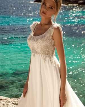 ace, tulle, crepe, satin, belt, plus size, Maxims wedding, gown, dress, wedding, A line, Mermaid, Boho, Princess, Ariamo, Madioni, jacquard, Tesoro