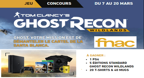 Ghost recon phantoms coupon codes 2018