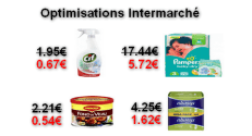 Intermarché : Promotions et optimisations