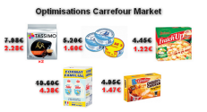 Carrefour Market : Promotions et optimisations (Du 20 Mars au 1er Avril 2018)