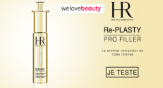 Welovebeauty Test Gratuit : Sérum Re-PLASTY Pro-Filler de Helena Rubinstein