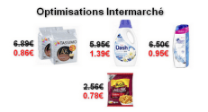 Intermarché : Promotions et optimisations (Du 25 Septembre 2018 au 30 Septembre 2018)