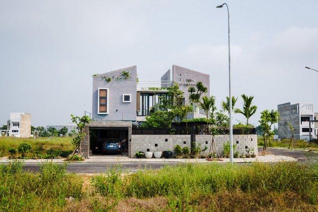 У В'єтнамі створили ідеальний дім, де кожен з сім'ї живе окремо - фото 360473