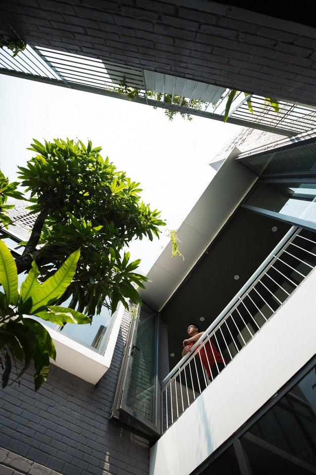 У В'єтнамі створили ідеальний дім, де кожен з сім'ї живе окремо - фото 360493