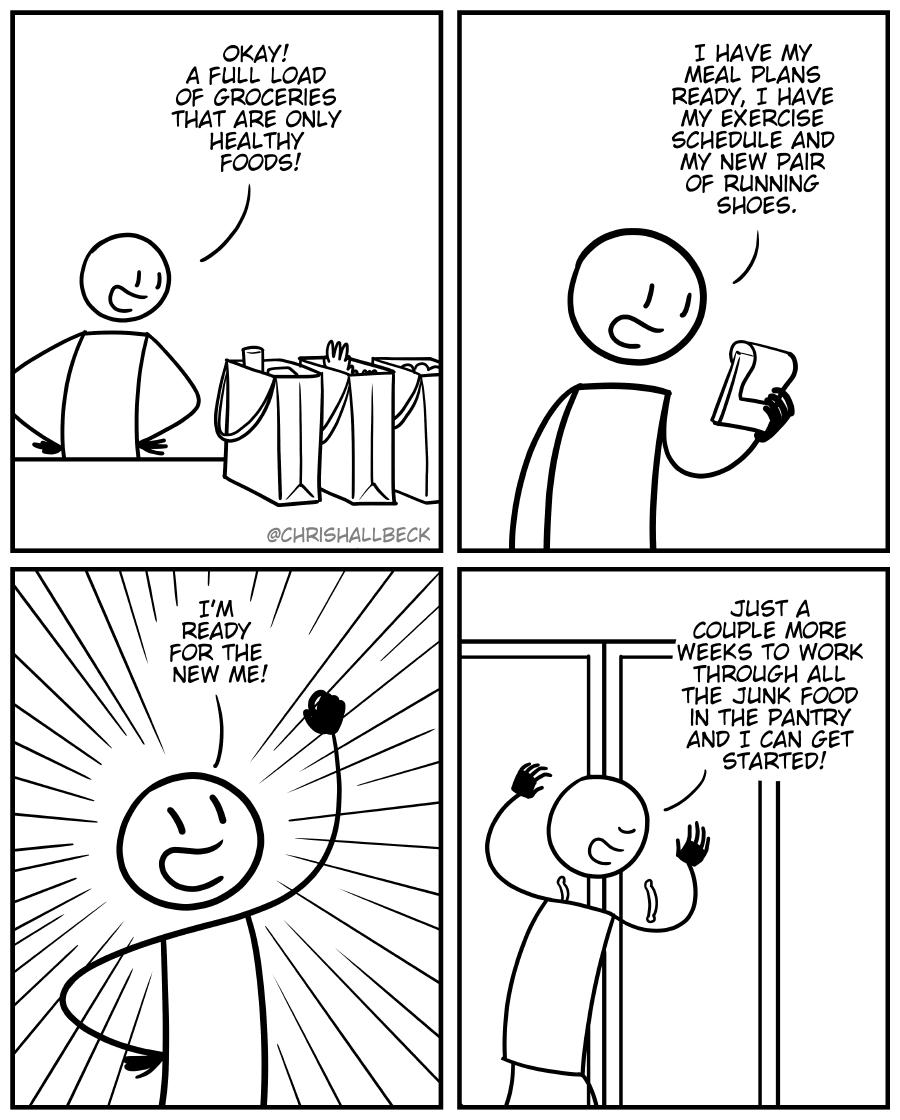 1593 groceries