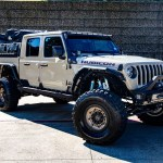 Overland MAX'D Stage 2 2020 Jeep Gladiator Rubicon
