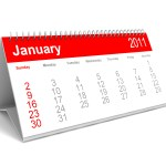 Looking Ahead – Marketing Calendar January 2011