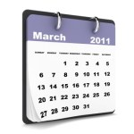Looking Ahead – Marketing Calendar March 2011