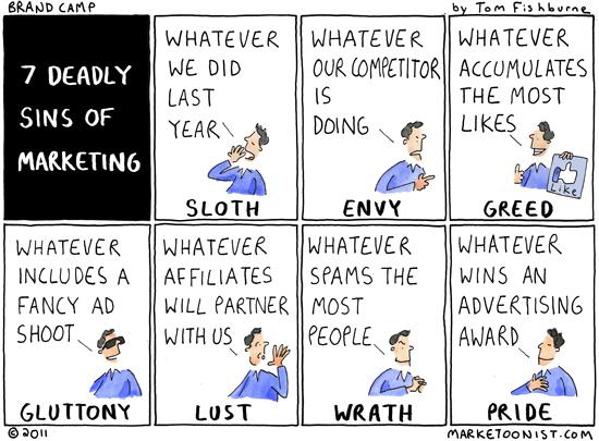 7 marketing-zonden