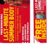Headline Case Study #1 – Men's Fitness July 2014