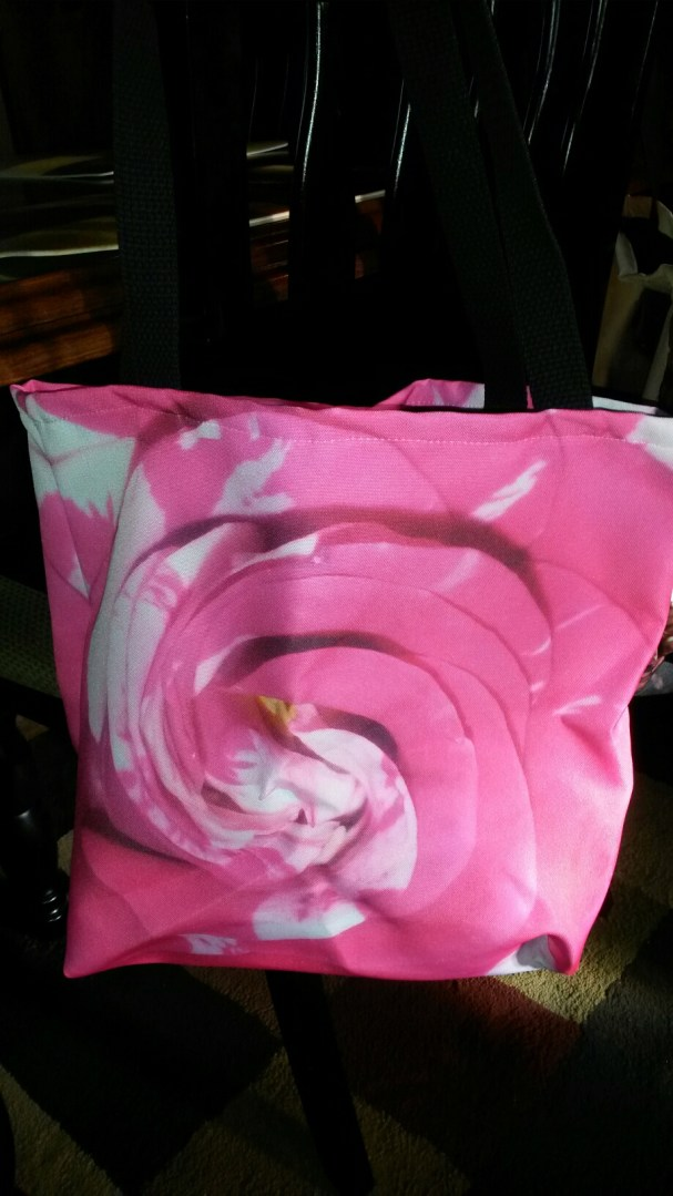 VIDA TOTE BAG (PEPP ROSE) REAL PROD 2