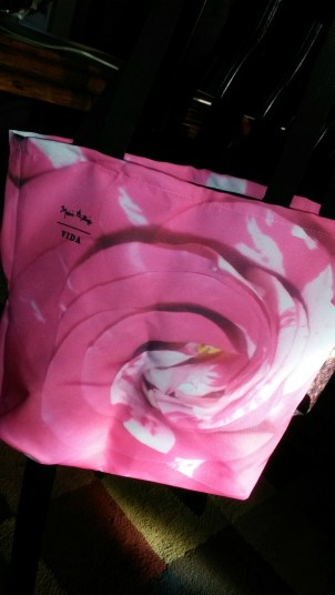 VIDA TOTE BAG (PEPP ROSE) REAL PROD (SIG) 3