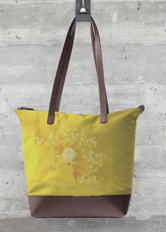 VIDA STMNT BAG (GLOW IN DARK)