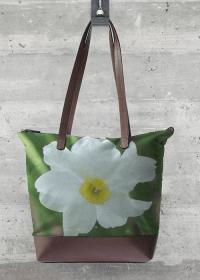 VIDA STMNT BAG (PAPER WHITE)