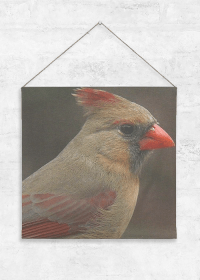 VIDA TAPESTRY LARGE (MRS CARDINAL)