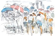 Women's Tour: Stage 2, Rainy Hinckley