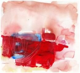 Landscape art, Red field