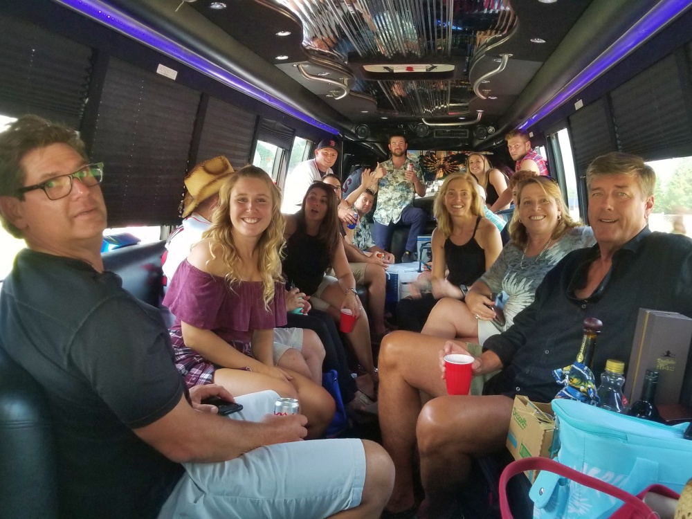 Country Fest Party Bus - Gillette Stadium