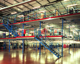 Mezzanine floor prices - no obligation quote available | Production mezzanine floors  | industrial mezzanine floor