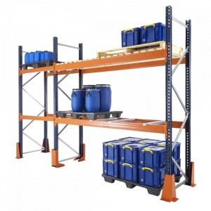 New pallet racking at used pallet racking prices!