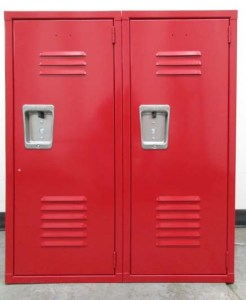 Day care school lockers