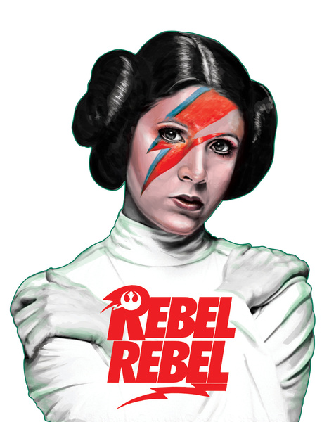 Rebel Rebel Princess