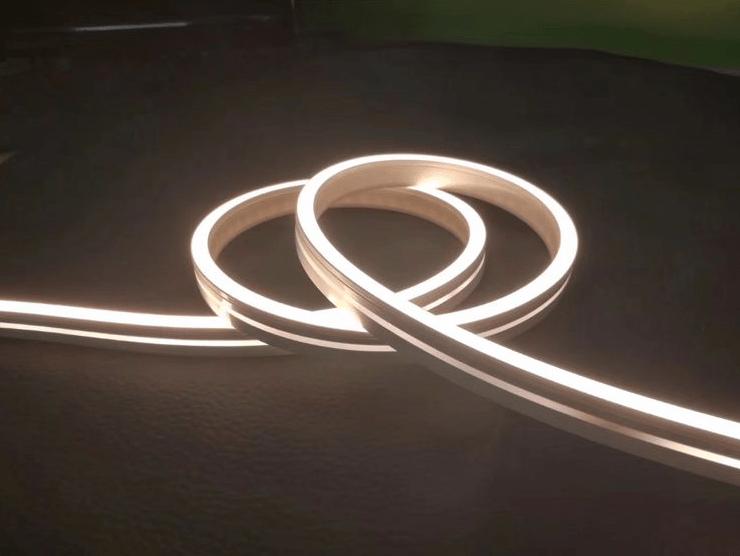 led soft silicone light