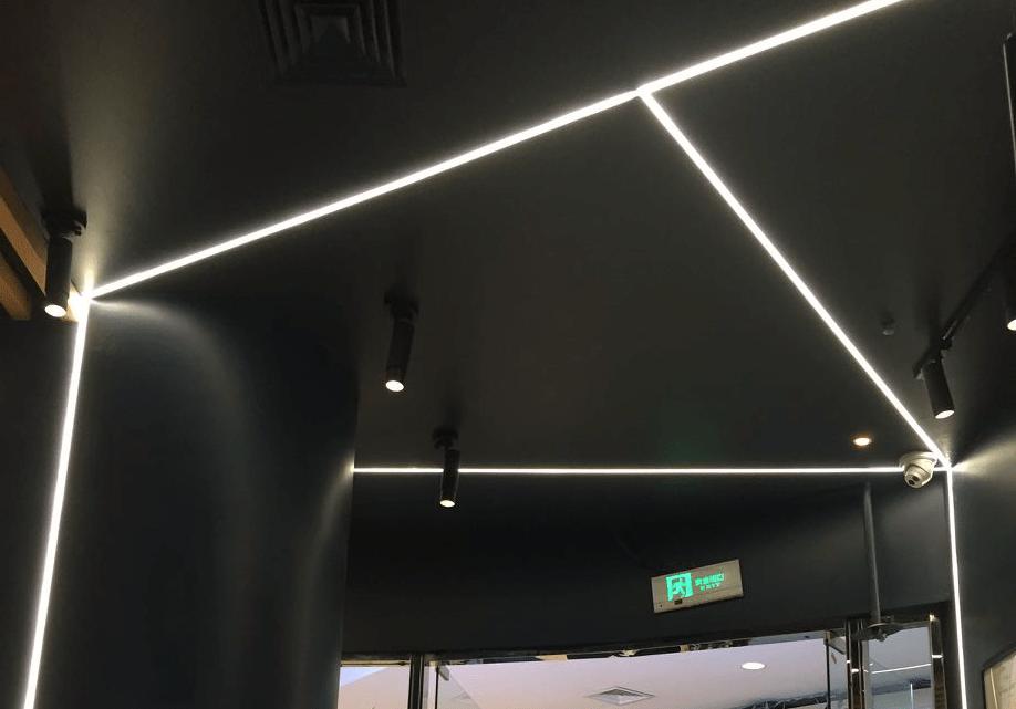 led strip for shop fitting