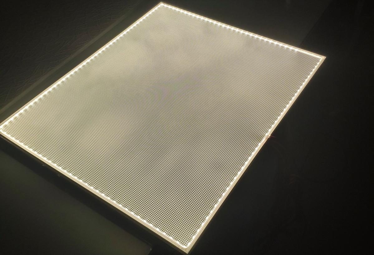 led light sheet