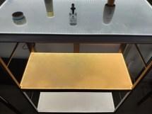 LED Panel Work As A Shelf