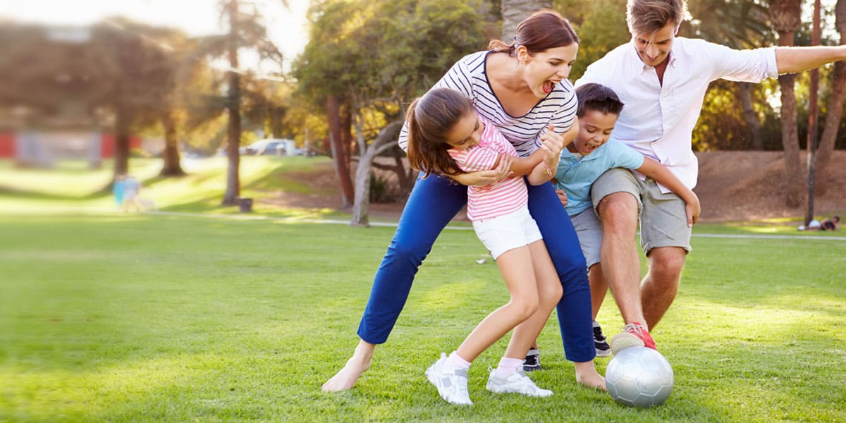 Support Family Health With 7 Family Activities Maxliving