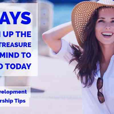 4 Ways to Open Up the Vault of Treasure & Your Best Ideas in Your Mind