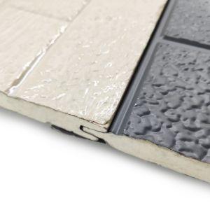 Brick pattern IND facade panel