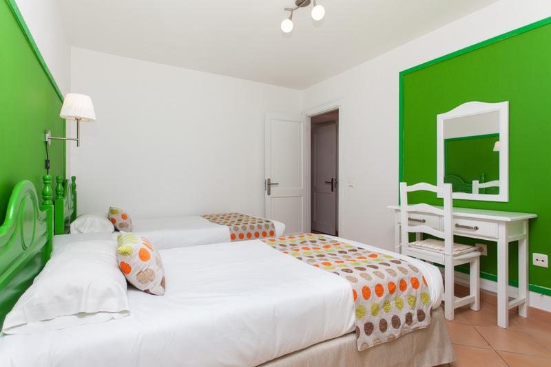 Apartamentos oliva