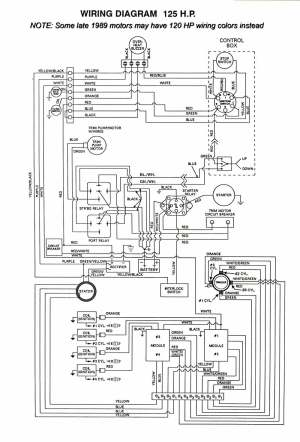 Mastertech Marine  Chrysler & Force Outboard Wiring Diagrams