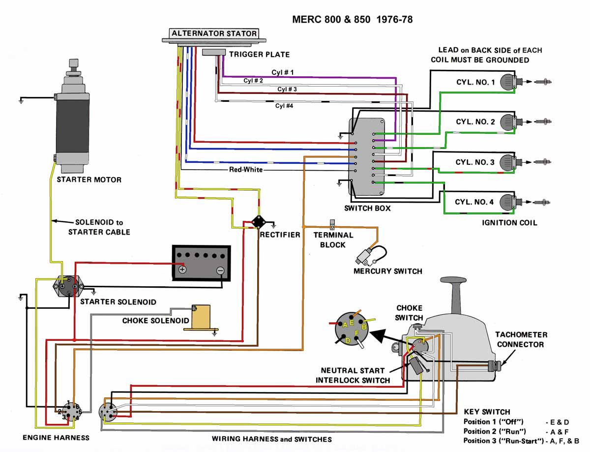 2007 Mercruiser 4 3 Motor Diagram