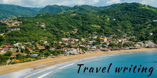 travel writer blog writing seo expert website content