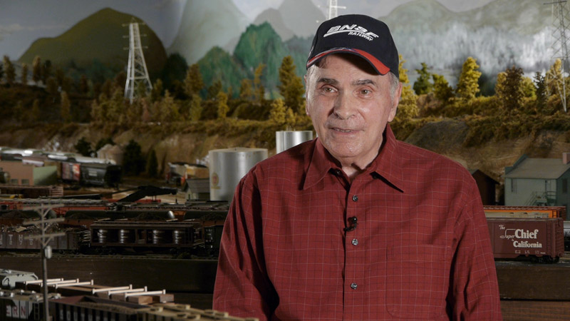 Joe Fiore's Model Railroad