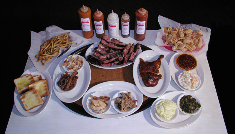 Barbecue from Holy Smoke over Birmingham