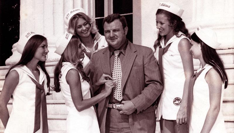 Jim Oakley – The University of Alabama
