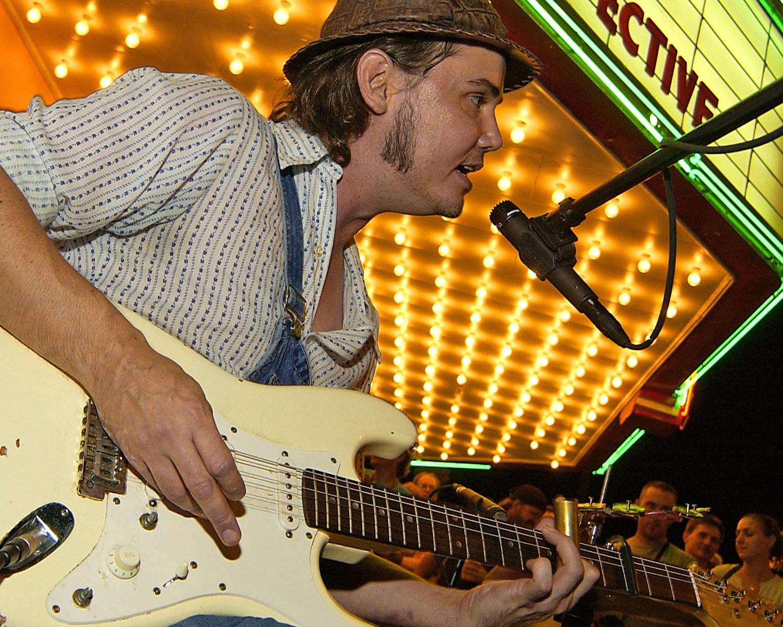 Richard Johnston – Hill Country Troubadour