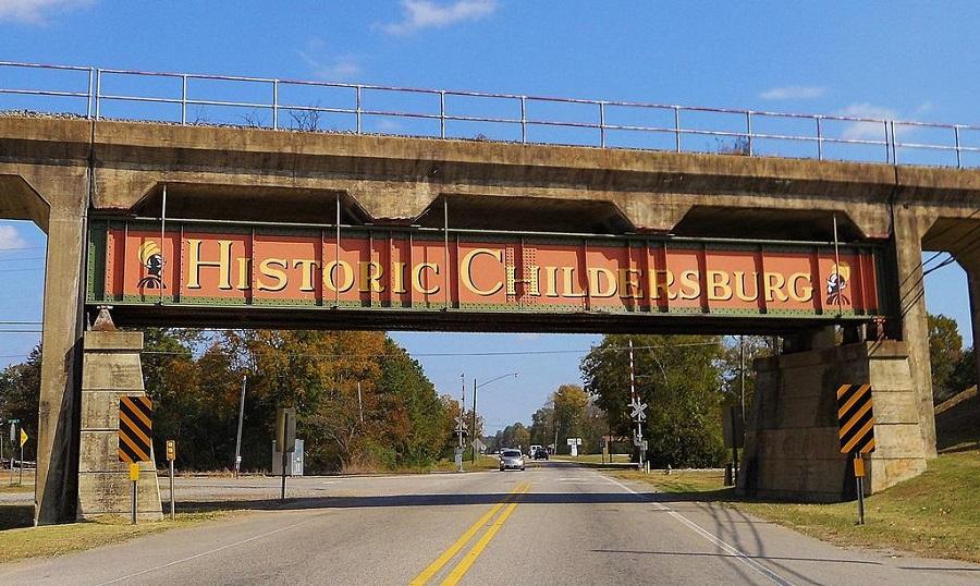 Historic Childersburg, Alabama