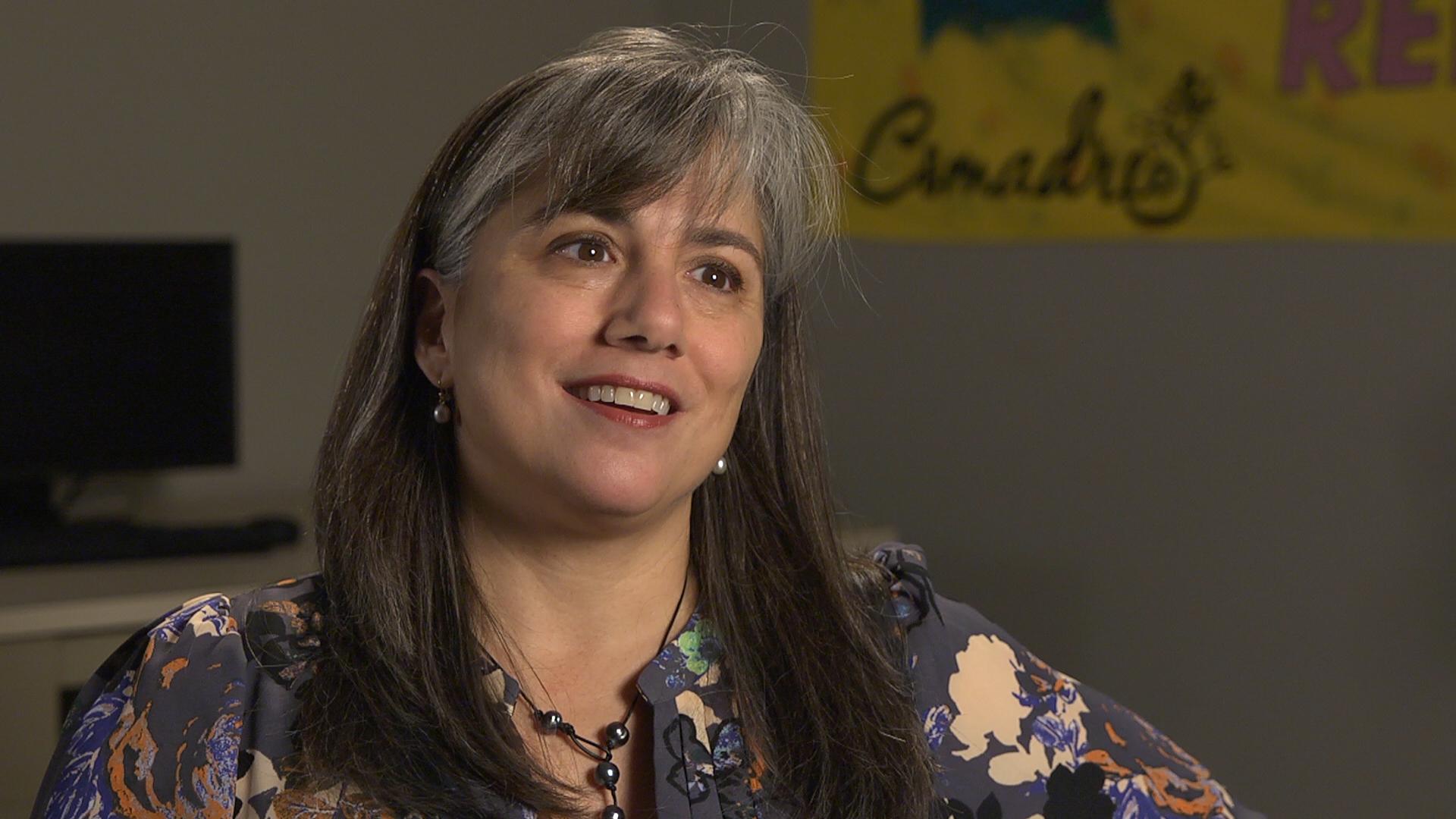 Isabel Rubio – Realizing the Dream Award from the University of Alabama