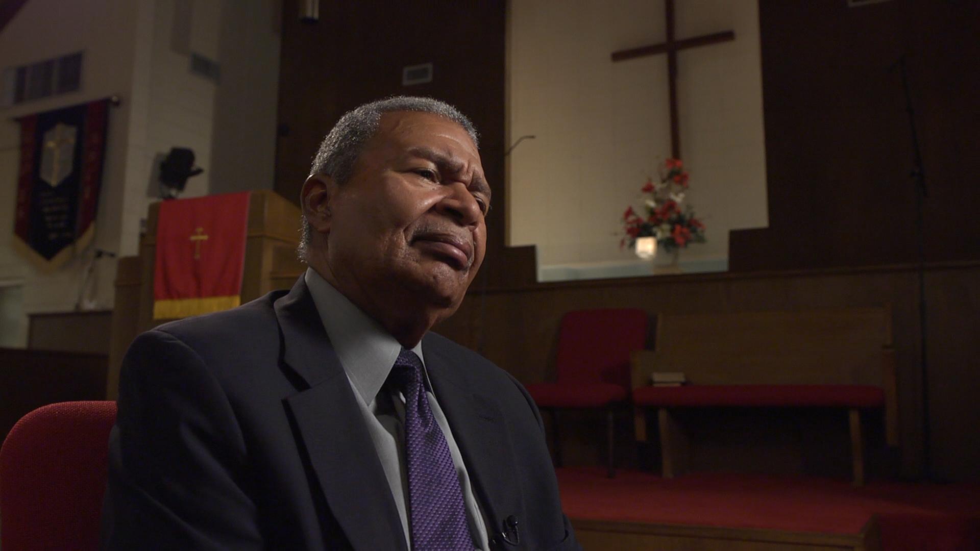 Wendell Paris – Realizing the Dream Award from University of Alabama