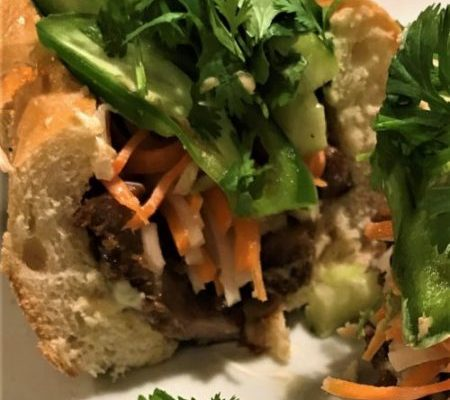 The World's Most Perfect Sandwich – Banh Mi