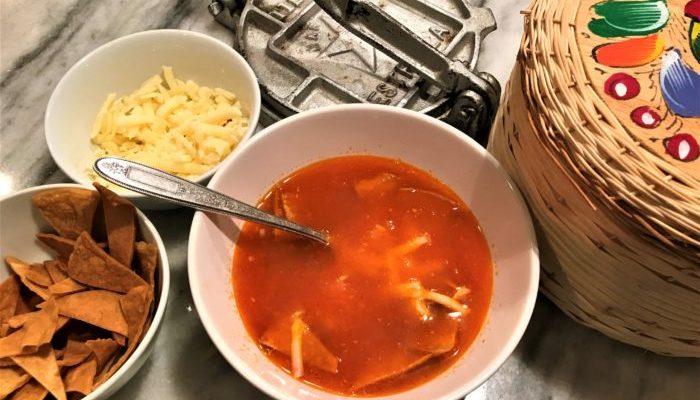 Soup People – Tortilla Soup