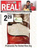 spar probrands real mums