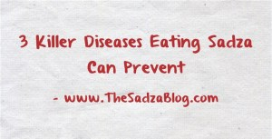blog about sadza